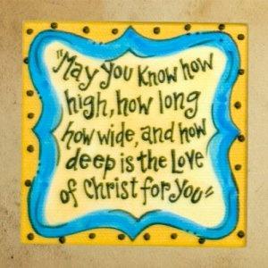 <3 <3 <3 <3  Ephesians 3:18~<3