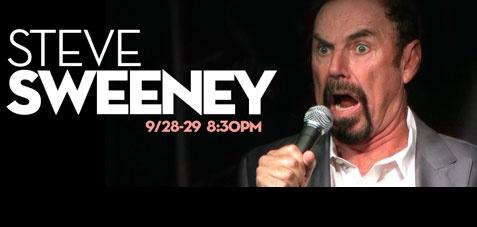Comedian Steve Sweeney #PavéLife