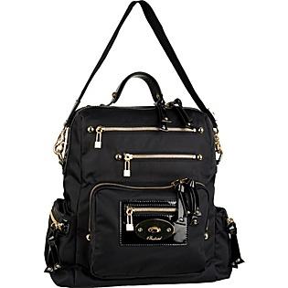 Ivy Black Backpack