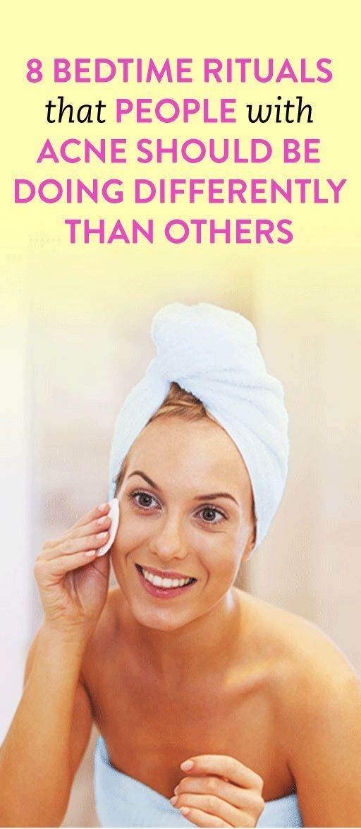 8 Hautrituale, die anders zu tun sind, wenn Sie Ak…