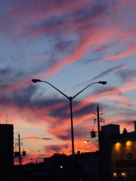 St Thomas - why not enjoy the sunset?