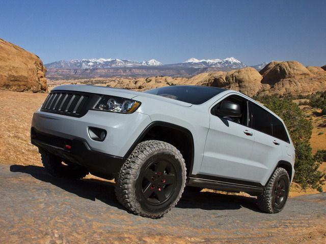 Jeep Grand Cherokee Mopar Off-road Edition Concept (2011)