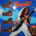 Ted Nugent Stern Pinball Game - $1,595