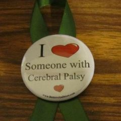 Go Green for National Cerebral Palsy Awareness Day! |  https://specialkids.company/