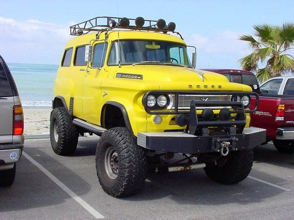 Dodge Town wagon/perfect beach toy. Who wants to cruise the beach in this?! Shop CheapAssDealerSupplies.com for auto supplies