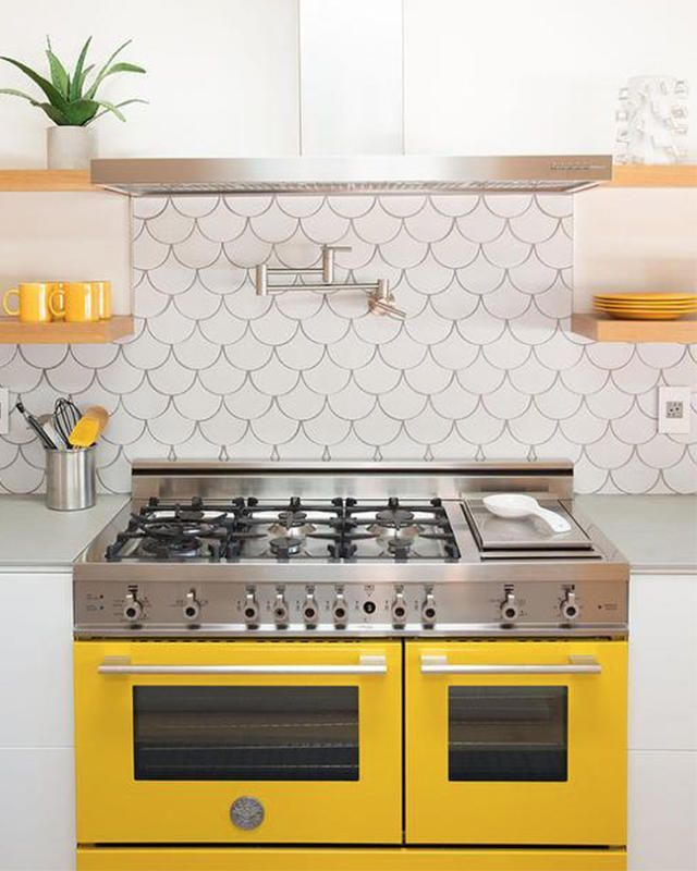 Get the look moroccan fish scales fish scale tile for Get fish scale