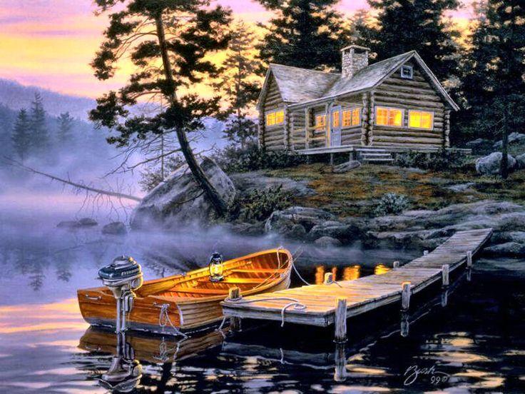 Silent Shores by Darrell Bush