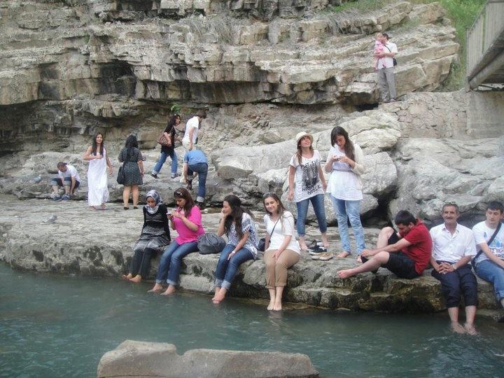 Erzurum Tortum Şelalesi-2011