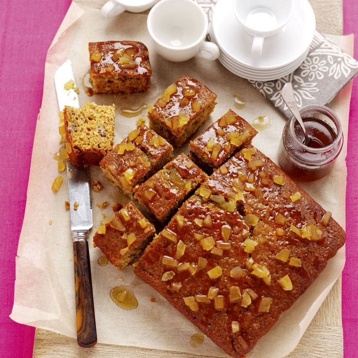 This cake is so moist and spicy and if you can lock it away in a cake tin for a day or two it will taste even better!