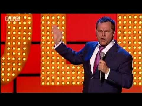 Cold calling - Jack Dee Live at the Apollo - BBC stand up comedy    www.FilmBudget.com