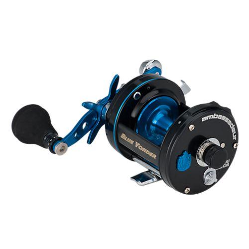 Abu Garcia 6500 Blue Yonder Reel