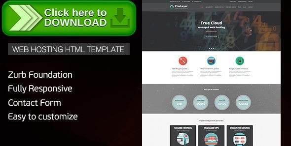 [ThemeForest]Free nulled download FiveLayer - Web Hosting, Responsive HTML Template from http://zippyfile.download/f.php?id=12103 Tags: data center, dedicated servers, domains, foundation, hosting, hosting plans, pricing table, shared hosting, vps, web hosting, whmcs, whmcs 7, whmcs 7.0, zurb foundation