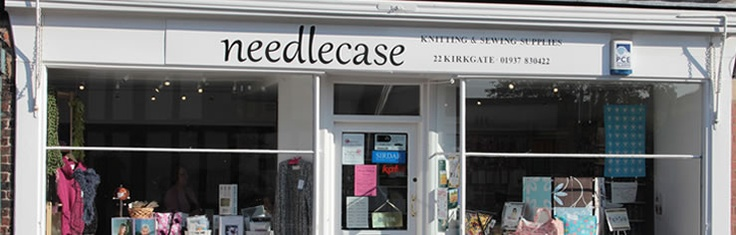 Needlecase aknittingshop, based in Tadcaster, North Yorkshire offer a wide range of knitting wool and knitting yarn.