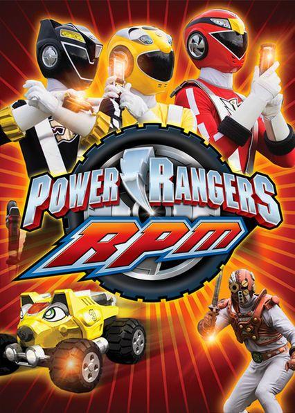 Power Rangers RPM - Saison 1 La saison 1  de la série  Power Rangers RPM est disponible en français sur Netflix Canada Netflix France  [traileraddict ...