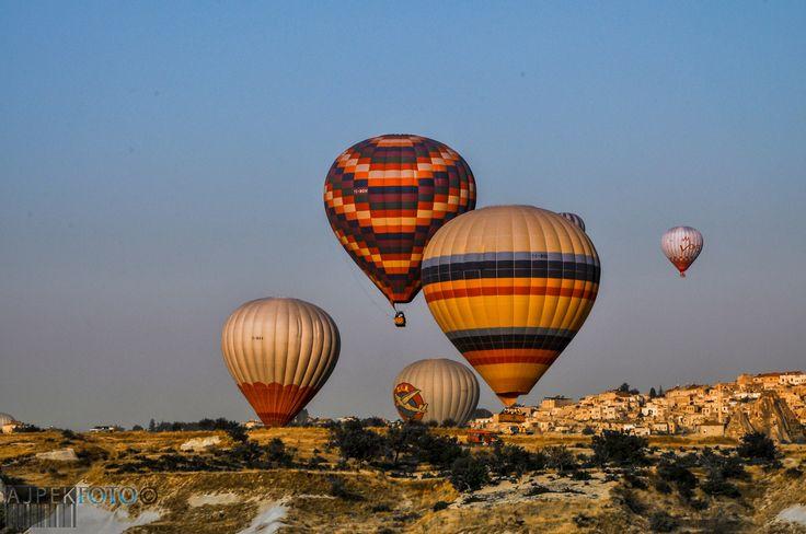# hot #air #ballons #turkey #explore #nature #sky #ajpekfoto #nikon