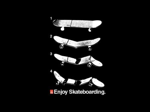 Enjoy Skateboarding. &...