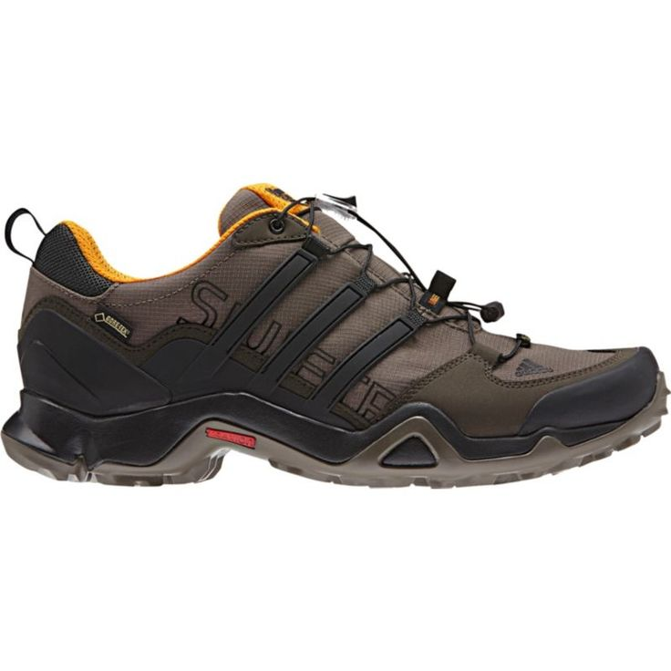 adidas Men's Terrex Swift GTX Hiking Shoes, Size: 10.5, Dark Green