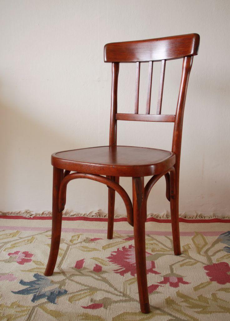 Original Thonet chair. Renovated.