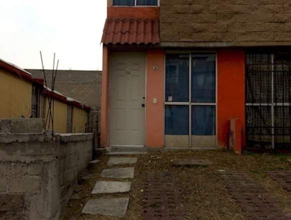 casa en venta 1 recamara santa teresa 3 huehuetoca Anuto