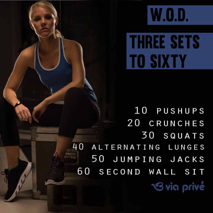 Today's WOD #wod #workout #fitness #health #strength #circuit #sets #viaprive