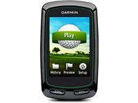 Garmin Approach G6 Handheld Golf GPS. Garmin Approach G6 Handheld Golf GPS - black edition with green trim. Preloaded with 28,000+ worldwide golf courses. Download newly added courses and updates free of charge. Packed with advanced features including Digital Scorecard, Maps with Layup Arcs, Track Your Stats, Get Club Averages and much more. Waterproof and featuring a glove-friendly easy-to-read LCD screen.
