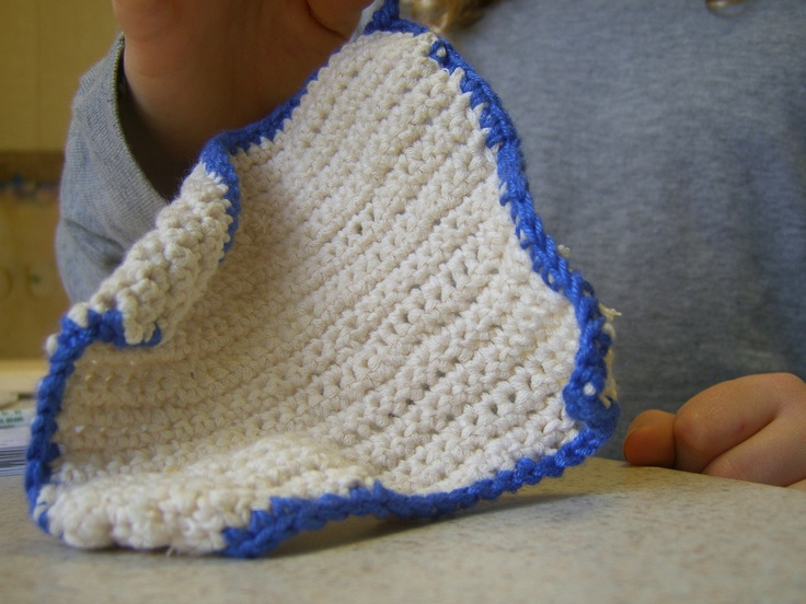 Crochet Knit Stitch Waldorf : crocheted cap knitted horse butterfly stitch jump rope crocheted ...