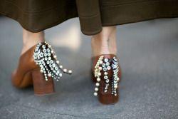 morethanmannequins: Street Style at Paris Fashion Week, October 2015
