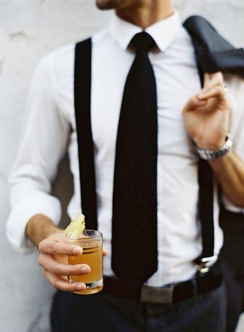 Suspenders?