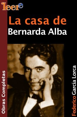 Federico Garcia Lorca. All Latina women should read this play. Relationship between mother and daughters.