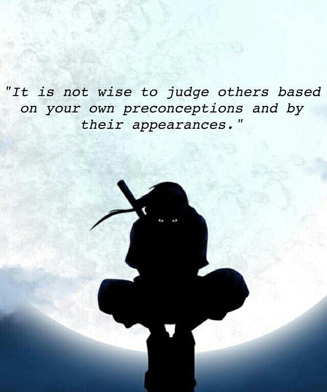 Itachi Quotes. QuotesGram