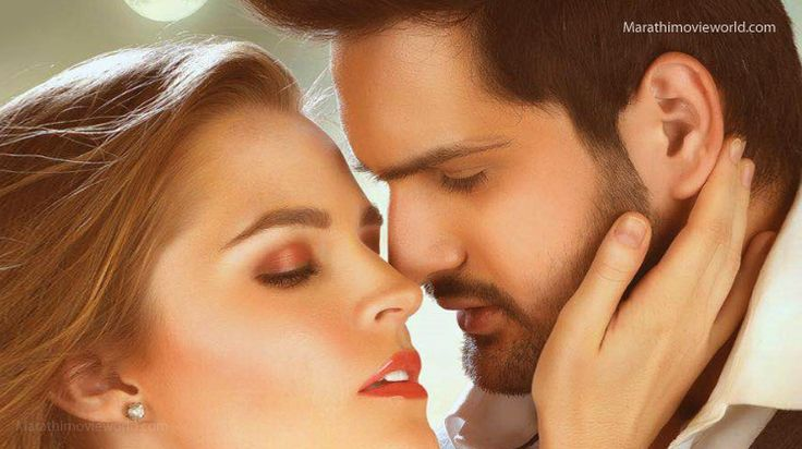 Is the name of film based on love story, very important for film's success ? Upcoming Marathi Film 'Pindadaan' Actress Paula McGlynn and Siddharth Chandekar