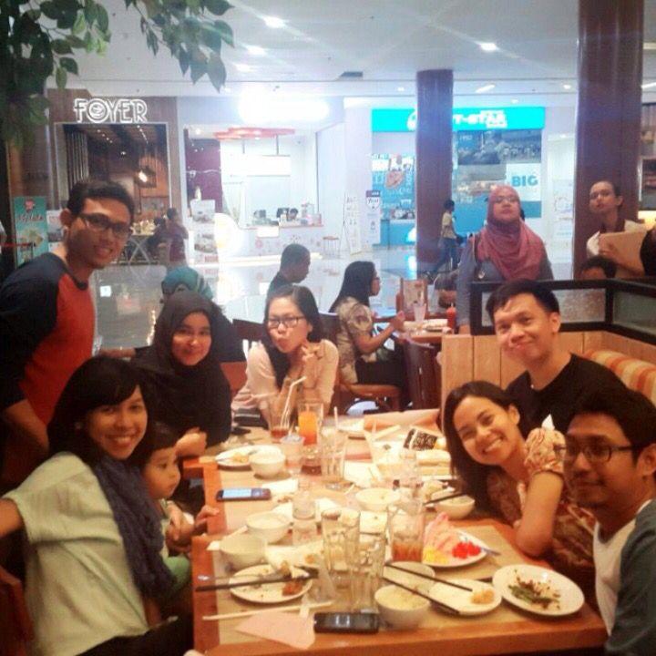 Team 5 & 6 gala dinner!