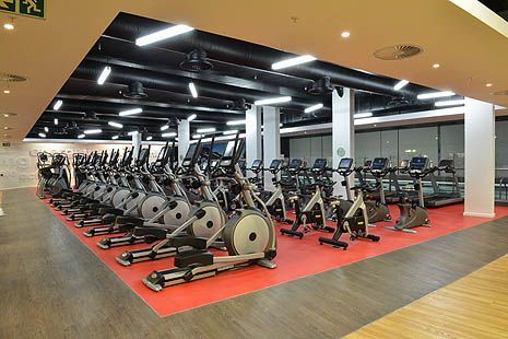 Gym equipment planning for gyms in South Africa