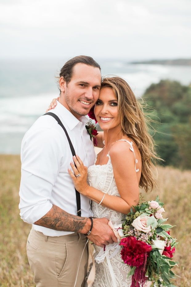 Audrina Patridge and Corey Bohan Wedding November 5, 2016