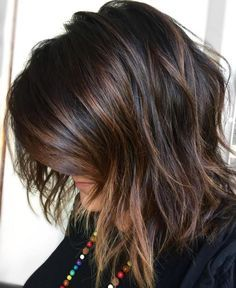 The 25+ best Chocolate brown highlights ideas on Pinterest ...