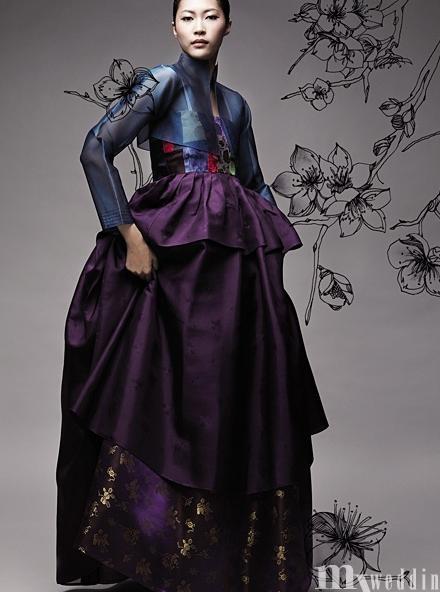 한복 드레스 : 네이버 블로그