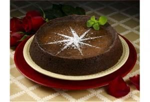Caribbean Black Cake  Traditionally served at Christmas, black cake is intensely aromatic, infused with the rich flavors of rum, cherry brandy, fruit and spices. (Would be interesting without all that dried fruit in it)