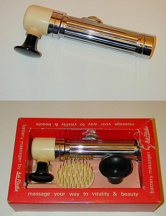 Flash light Electric Vibrator