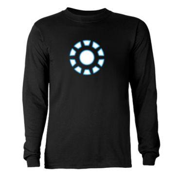 Loja Geek - Blusa Iron Man - Reator Arc