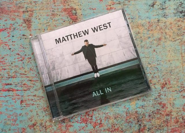 Matthew West has a fabulous new CD. You can enter to win it @finchnwren! Ends 9/29/17. Best wishes!
