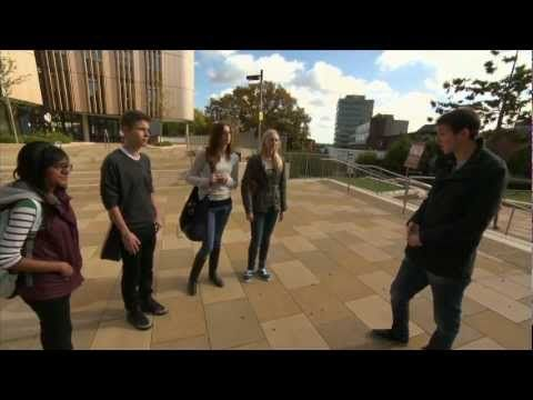 ▶ Campus Tour - University of Southampton - YouTube