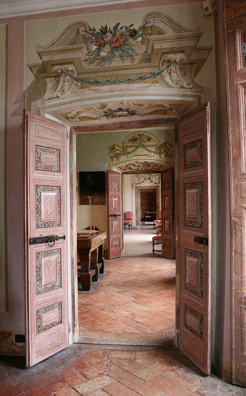 Villa Dalla Porta Bozzolo - Casalzuigno | by alesolofoto