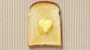 Butter: healthy for the heart? Well researched article for a change.