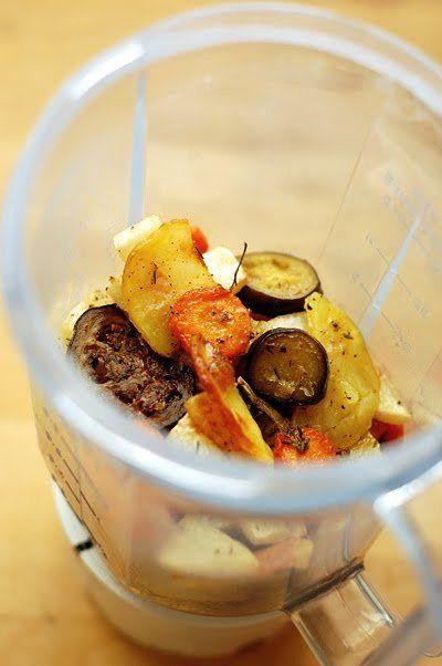 Sültzöldség-krémleves | Fűszer és Lélek