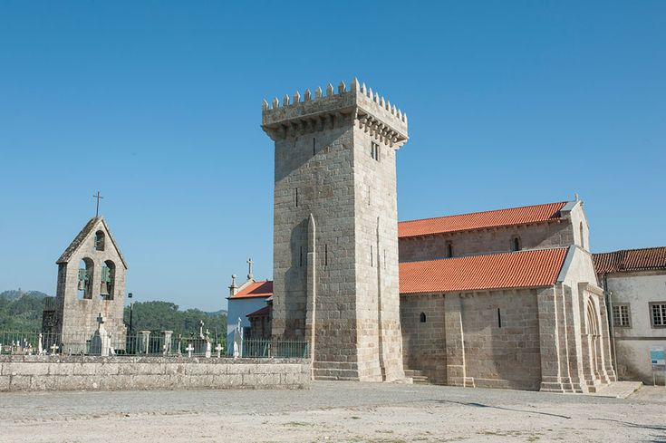 Mosteiro do Salvador de Travanca