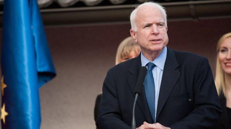 Всегда был бойцом: сенатор Маккейн пообещал вернуться к работе, поборов рак https://riafan.ru/876070-vsegda-byl-boicom-senator-makkein-poobeshchal-vernutsya-k-rabote-poborov-rak