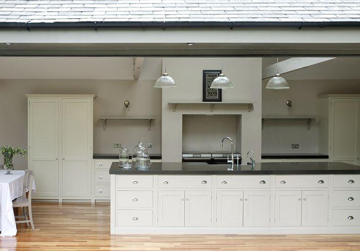 Shaker Kitchens - deVOL Kitchens | Handmade English Furniture