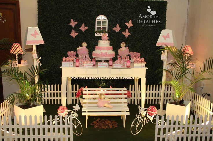 decoracao infantil jardim das borboletas:Festa Borboletas Infantil