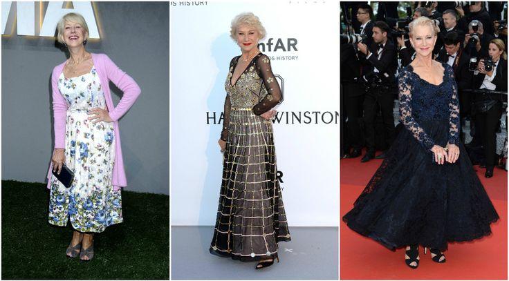 С годами они становятся все элегантнее, однако при этом не выглядят скучно. Эти три потрясающе стильных женщины подают нам замечательный пример.