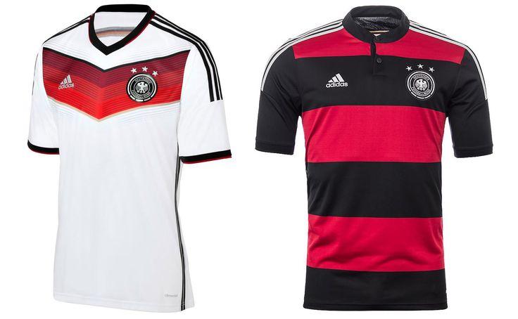 Germany Football Jersey '14